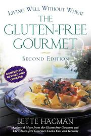 Cover of: The Gluten-free Gourmet | Bette Hagman