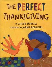 Cover of: The Perfect Thanksgiving
