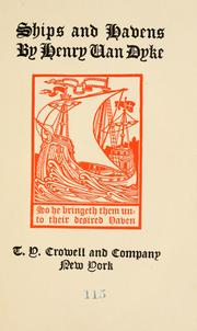 Cover of: Ships and havens