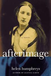 Cover of: Afterimage: a novel