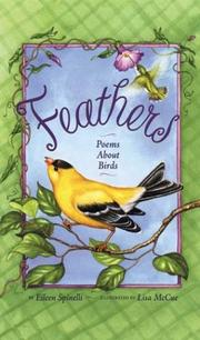 Cover of: Feathers: Poems About Birds