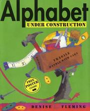 Cover of: Alphabet under construction