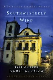 Cover of: Southwesterly wind | L. A. GarciМЃa-Roza