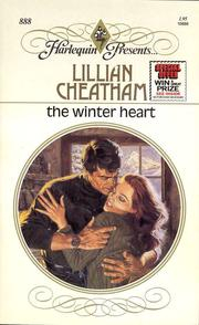 Cover of: The Winter Heart | Lillian Cheatham