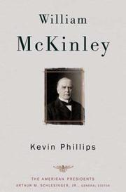 Cover of: William McKinley