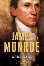 Cover of: James Monroe