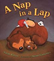 Cover of: A nap in a lap
