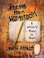 Cover of: Poems from homeroom