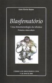 Cover of: Blasfematório