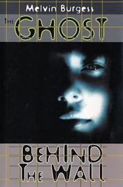Cover of: The ghost behind the wall