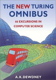 Cover of: The  (new) turing omnibus
