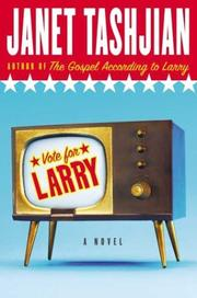 Cover of: Vote for Larry