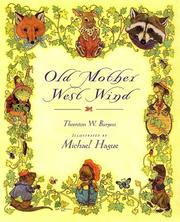 Cover of: Old Mother West Wind | Thornton W. Burgess