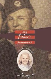 Cover of: My father's summers