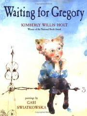 Cover of: Waiting for Gregory
