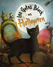 Cover of: Los gatos black on Halloween