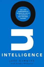 Cover of: On Intelligence | Jeff Hawkins