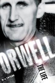 Cover of: Orwell: The Life