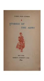 Cover of: Stories of the army |