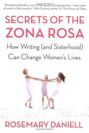 Cover of: Secrets of the Zona Rosa | Rosemary Daniell