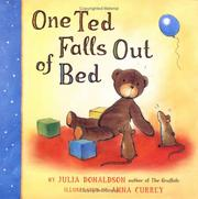 Cover of: One Ted falls out of bed