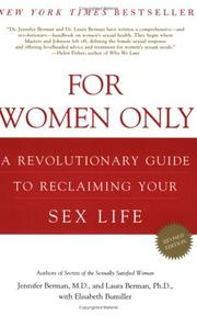 Cover of: For Women Only, Revised Edition | Jennifer Berman
