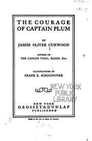 Cover of: The Courage of Captain Plum