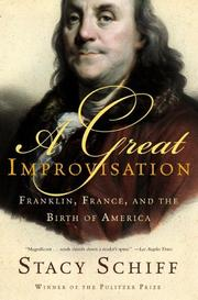 Cover of: A Great Improvisation | Stacy Schiff