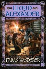 Cover of: Taran Wanderer (The Chronicles of Prydain)