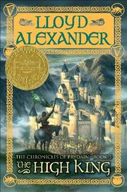 Cover of: The High King (The Chronicles of Prydain)