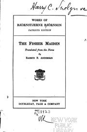 Cover of: The fisher maiden