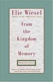 Cover of: From the kingdom of memory: reminiscences