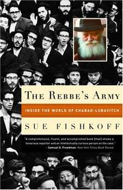 Cover of: The Rebbe's Army | Sue Fishkoff
