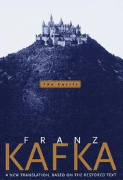 Cover of: Castle, The | Franz Kafka