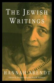Cover of: The Jewish Writings