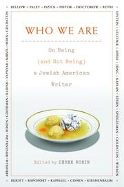 Cover of: Who We Are