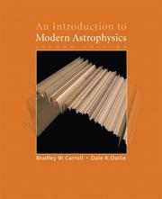 Introduction to Modern Astrophysics, An (2nd Edition)