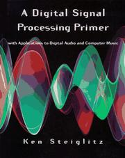 Cover of: A DSP primer