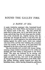 Cover of: Round the galley fire