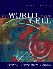 Cover of: World of the Cell and The Biology Place