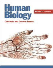 Cover of: Human Biology | Michael D. Johnson