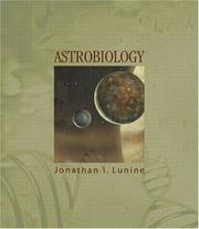 Cover of: Astrobiology
