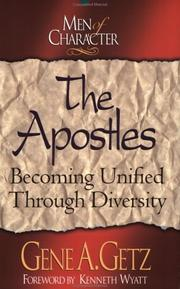 Cover of: The Apostles