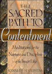 Cover of: The Sacred Path to Contentment