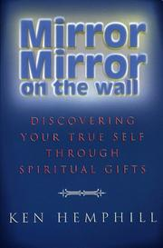 Cover of: Mirror, mirror on the wall