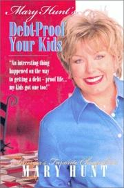 Cover of: Debt-Proof Your Kids  | Mary Hunt