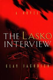 Cover of: The Lasko interview: a novel