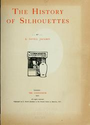 The history of silhouettes