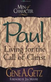 Cover of: Paul | Gene A. Getz