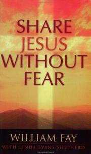 Cover of: Share Jesus Without Fear